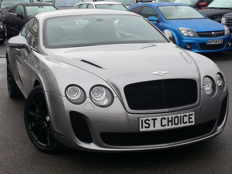 2011 Bentley Continental Supersports Just 25000 Miles Full Main