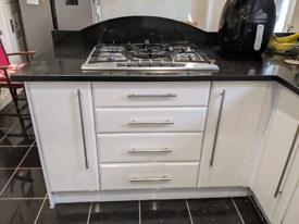 URGENT SALE - Kitchen Granite worktop and Units (No Appl) - NOW RESV