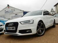 2014 64 2014 64 Audi A4 2.0 TDI Diesel Black Edition 4dr - FINANCE FROM 4.9%