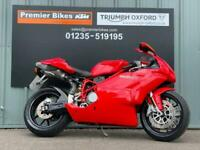 DUCATI 999 SPORTS MOTORCYCLE