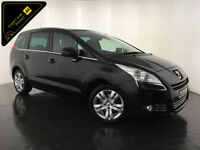 2011 PEUGEOT 5008 EXCLUSIVE HDI 7 SEATER DIESEL 1 OWNER SERVICE HISTORY FINANCE