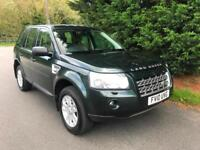 2010 LAND ROVER FREELANDER 2 2.2 Td4 XS AUTOMATIC 4X4 TURBO DIESEL