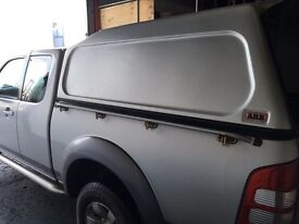 Ford ranger super cab ARB canopy With key