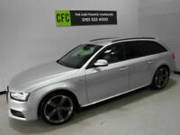 2014 Audi A4 Avant 2.0TDI 177 Avant Black Edition BUY FOR ONLY £199 A MONTH