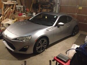 Scion FRS 2016