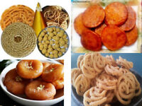 South Indian Sweets and Snacks @ Toronto