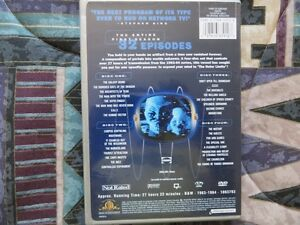THE OUTER LIMITS,ORIGINAL SERIES, FIRST SEASON Kitchener / Waterloo Kitchener Area image 2