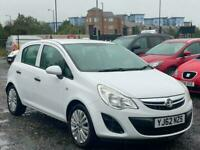 * 62 2013 VAUXHALL CORSA 1.3 CDTi 5 DOOR + £30 ROAD TAX + LOW 67K MILES *