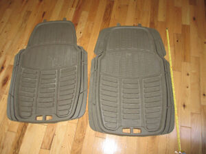 Rubbermaid Automobile Floor Mats