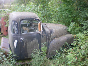 Pick-up Cabs and Chassis for Sale
