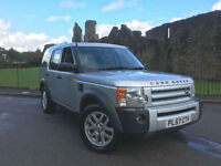 2008 Land Rover Discovery 3 2.7TD V6 XS 7 Seater *Full History + Cambelt Change*