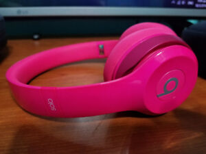 Apple Beats Solo 2 Pink