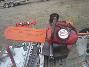 POWER CHAINSAWS  MOVING SALE PRICED