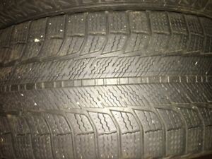 4 Michelin winter tires
