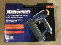 BRAND NEW IN BOX 3 in 1 NAILER