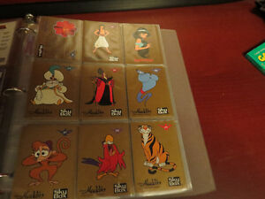 Disney's Aladdin Collector Card Set from Skybox