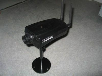 TRENDNET TV-IP200W-E WIRELESS INTERNET CAMERA SERVER