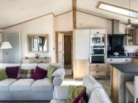 BRAND NEW Luxury Lodge for Sale, Nr Scarborough, East Coast,12 Month Park