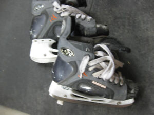 Hockey Skates and Roller Blades