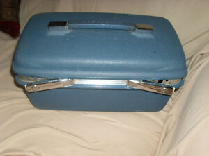 Vintage Carry On Luggage