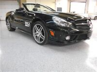 2012 Mercedes SL63 AMG! RARE! Financing Available