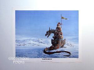 Dungeons & Dragons - Keith Parkinson tirage d'art limité