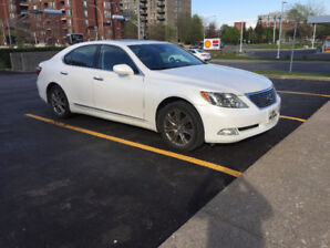 2009 LEXUS LS460 V8 TOP CONDITION 82000KM BUY DIRECT FROM OWNER