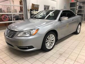 Chrysler 200 LIMITED CUIR CONVERTIBLE TOIT RIGIDE 2013