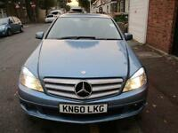 2010 MERCEDES BENZ C CLASS C220 CDI BlueEFFICIENCY Executive SE 4dr Auto