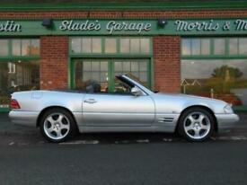 image for Mercedes SL320 V6