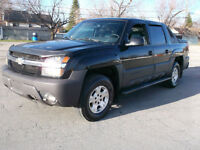 2003 Chevrolet Avalanche a1
