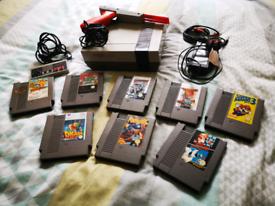 Original Nintendo NES 9 games