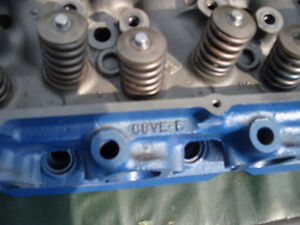 1 set Ford 429 closed chamber heads Peterborough Peterborough Area image 4