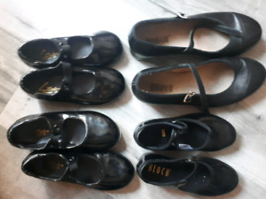 Bloch and Leo Brand Tap Shoes