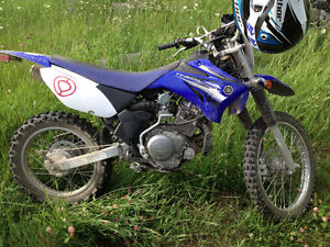 2013 TT-R125LE Yamaha Dirt Bike