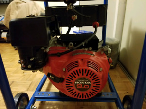 Honda generator 9hp engine