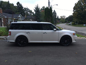 2010 Ford Flex Limited Sedan