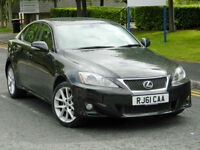 2011 61 Lexus IS 200d 2.2 TD Advance 4dr WITH FLSH+SATNAV+FSH++