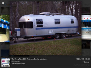 Airstream Avion Argosy 26' to 31'