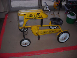 AMF Peddle tractor