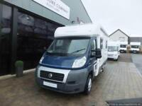 Swift Escape 664 fixed bed motorhome for sale