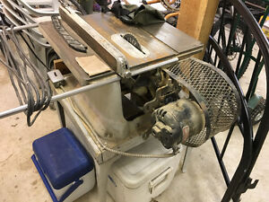 Beaver Table saw