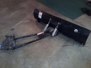 5' BRP plow for Can-Am Outlander/Renegade