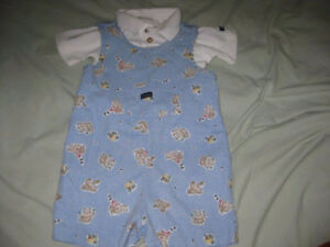 2 Piece Boys Summer Outfit Size 2T