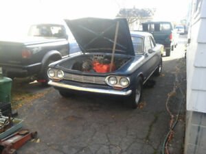 Corvair  v8 project
