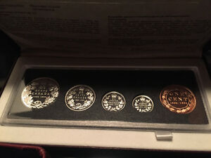 Silver, 999, coin, Royal Canadian Mint, 4- pieces,Priced to sell