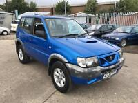 Nissan Terrano II 2.7TDi S CLEAN EXAMPLE + 12 MONTHS MOT & ONLY 86K