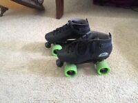 Lady's Zinger roller skates for sale