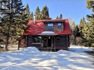 Nice Log Home on 1 Acre!!