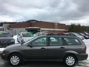 Ford Focus 4dr Wgn ZXW 2005